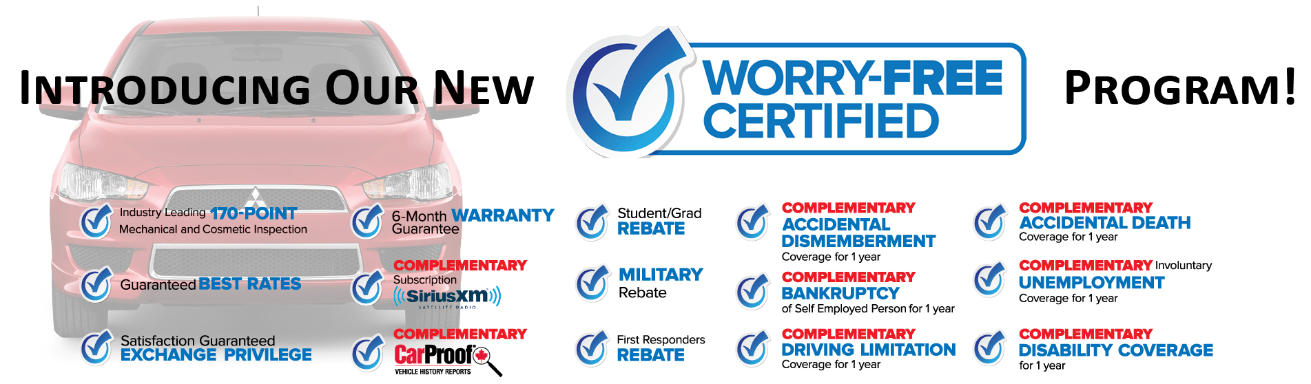 worry free certified program