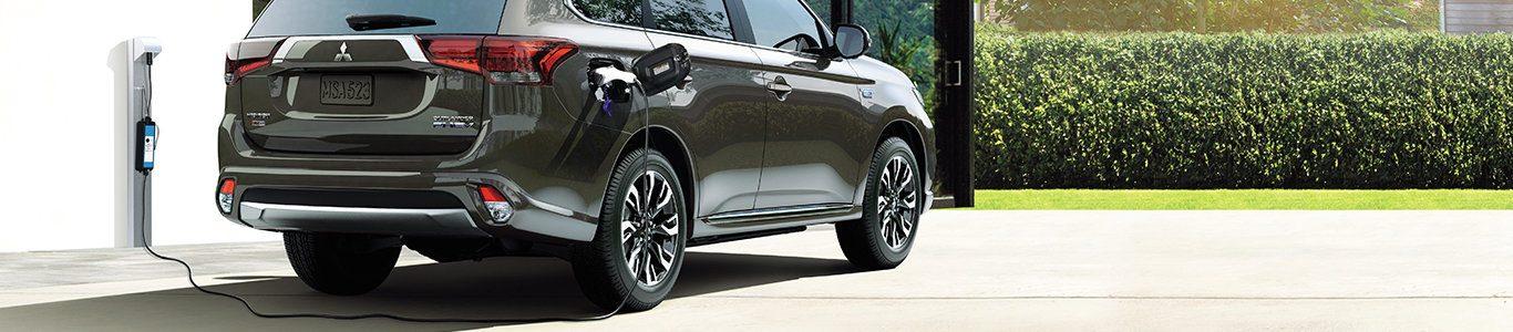 Mitsubishi Hybrid Charging